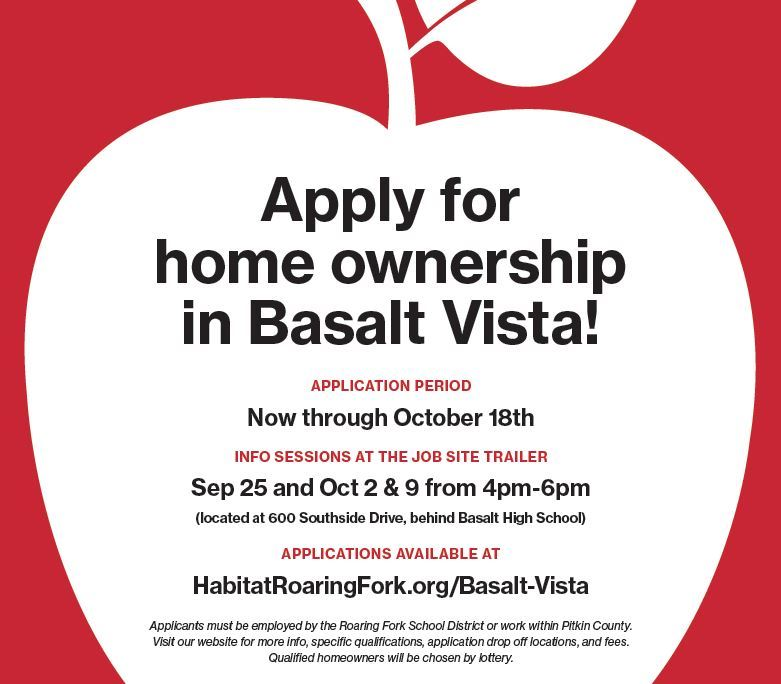 Basalt Vista Flyer